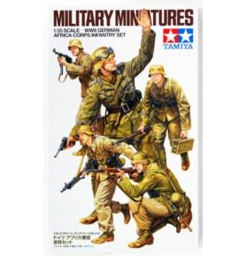 TAMIYA 35314 Figurki Zestaw niemieckiej piechoty