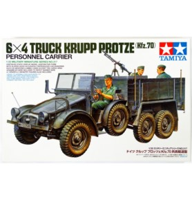 TAMIYA 35317 Pojazd 6x4 Truck Krupp Protze (Kfz.70)