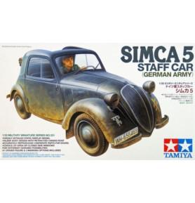TAMIYA 35321 Samochód Simca 5 Staff Car