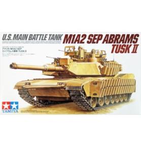 TAMIYA 35326 Czołg M1A2 SEP Abrams TUSK II