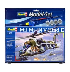 REVELL 64839 Śmigłowiec Mil Mi-24 Hind E (zestaw)