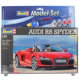 REVELL 67094 Samochód Audi R8 Spyder (zestaw)