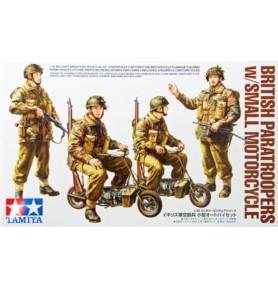 TAMIYA 35337 Figurki Brytyjscy spadochroniarze