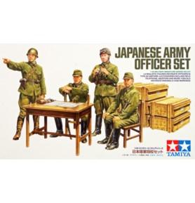 TAMIYA 35341 Figurki Zestaw oficerów armii japońskiej