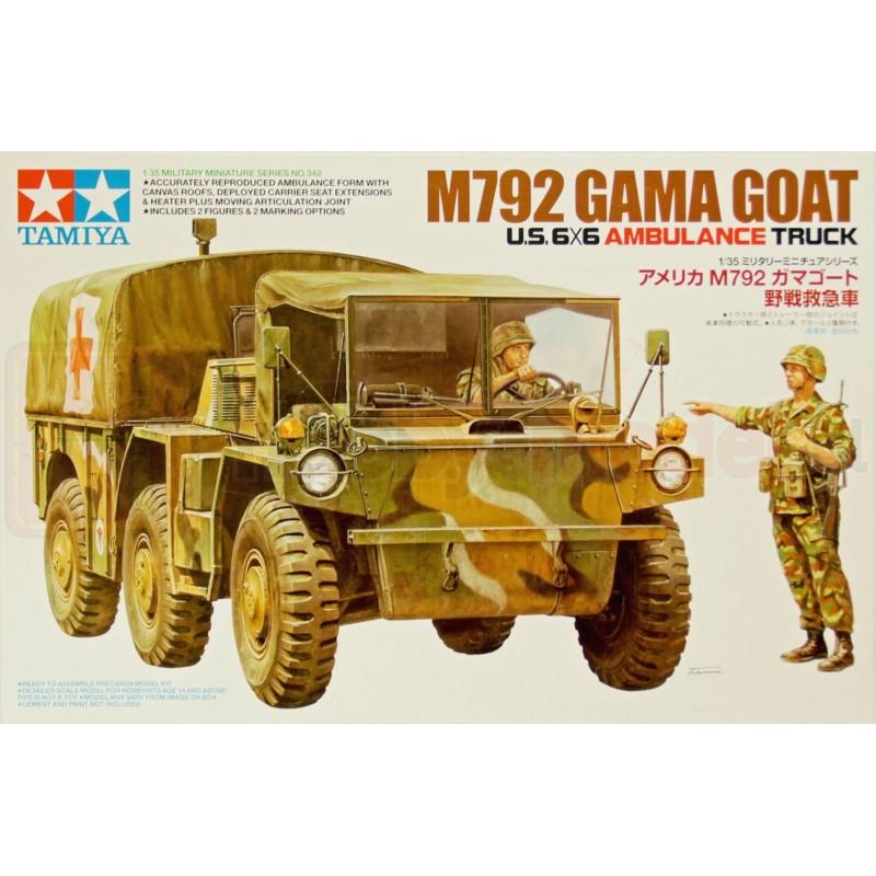 TAMIYA 35342 M792 Gama Goat Karetka