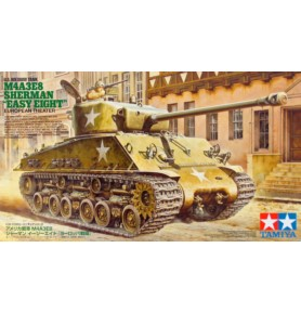 "TAMIYA 35346 Czołg M4A3E8 Sherman ""Easy Eight"""