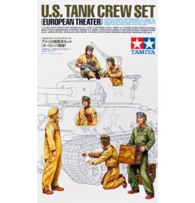 TAMIYA 35347 Figurki Zestaw czołgów amerykańskich