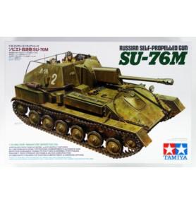 TAMIYA 35348 Działo SU-76M