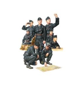 TAMIYA 35354 Figurki Wehrmacht Zestaw czołgów
