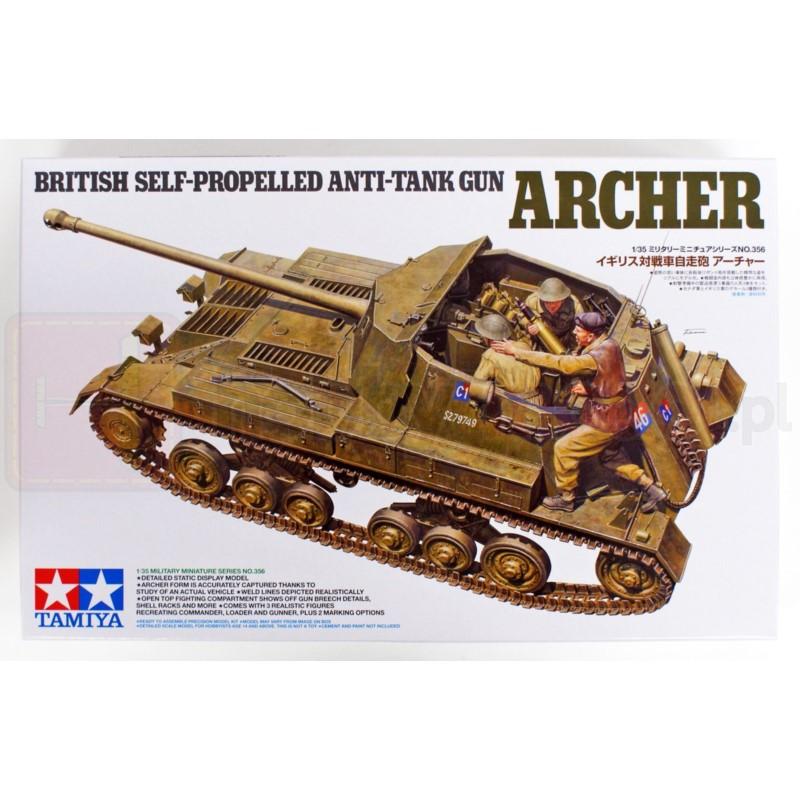 TAMIYA 35356 Niszczyciel Archer
