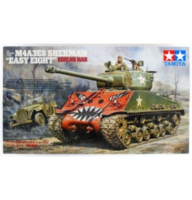 TAMIYA 35359 Czołg M4A3E8 Sherman Easy Eight Korean War
