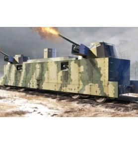 TRUMPETER 00222 Radziecki lekki wagon artyleryjski