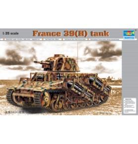 TRUMPETER 00352 Czołg 39(H)