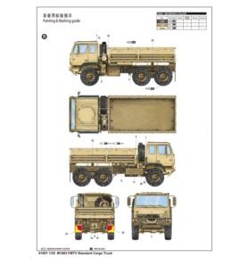 TRUMPETER 01007 M1083 FMTV Standardowa ciężarówka