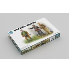 TRUMPETER 00433 Sowieccy żołnierze Soviet Soldier- Afgan War
