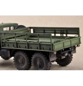 TRUMPETER 01027 Ciężarówka Ural-375D