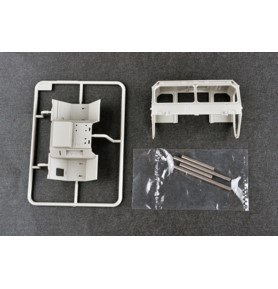 TRUMPETER 01053 Ciężarówka M1120 HEMTT (LHS)