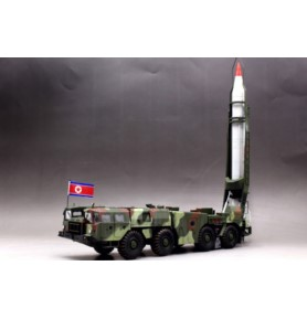 TRUMPETER 01058 Pocisk DPRK Hwasong-5