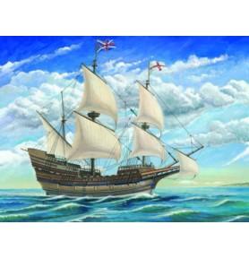 TRUMPETER 01201 Żaglowiec Mayflower