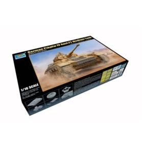 TRUMPETER 00923 Ciężki niszczyciel czogłów SD.KFZ 186 Jagdtiger