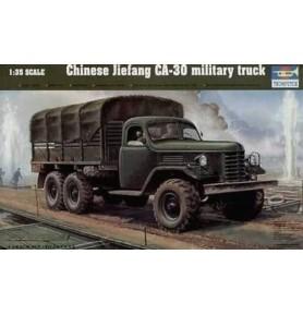 TRUMPETER 01002 Wojskowy samochód dostawczy Jiefang CA-30