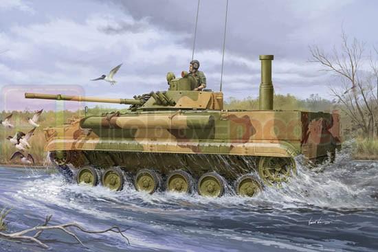 TRUMPETER 01530 Wóz BMP-3E IFV