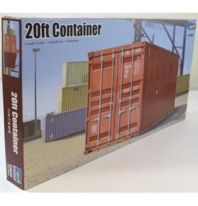 TRUMPETER 01029 Kontener Container 20 Ft.