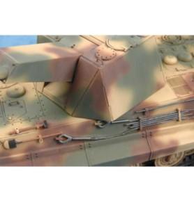 TRUMPETER 01537 Pojazd E-50 Flakpanzer