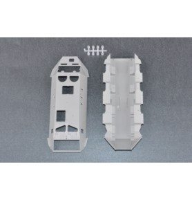 TRUMPETER 01543 Transporter BTR-60PA