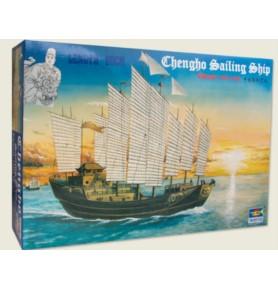 TRUMPETER 01202 Żaglowiec Chengbo Sailing Ship
