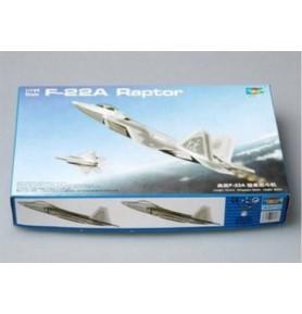 TRUMPETER 01317 Myśliwiec Lockheed F-22A Raptor