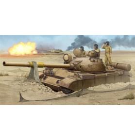 TRUMPETER 01548 Czołg T-62 Mod. 1962 (Armia Iraku)