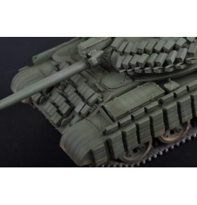 TRUMPETER 01555 Czołg T-62 ERA (Mod. 1962)