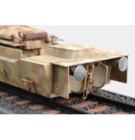 TRUMPETER 01508 German IIWW Panzertragerwagen