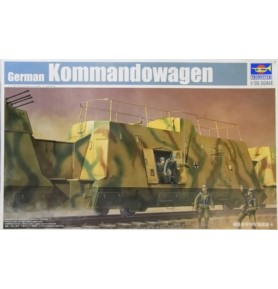 TRUMPETER 01510 German IIWW Kommandowagen