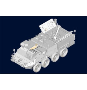 TRUMPETER 01512 M1129 Mortar Carrier