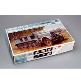 TRUMPETER 01516 Wagon pancerny Panzerjager-Triebwagen 51