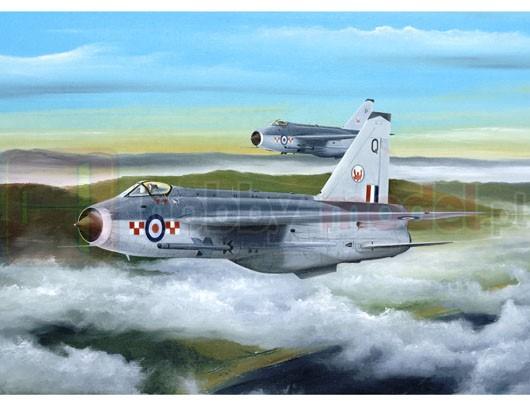 TRUMPETER 01635 Myśliwiec BAC Lightning F.MK.3
