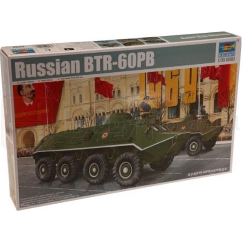 TRUMPETER 01544 Transporter BTR-60PB