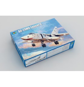 TRUMPETER 01672 Bombowiec Su-24MR Fencer-E