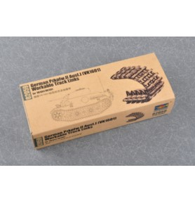 TRUMPETER 02059 Akcesoria Pzkpfw.II Ausf.J (VK1601) Linki