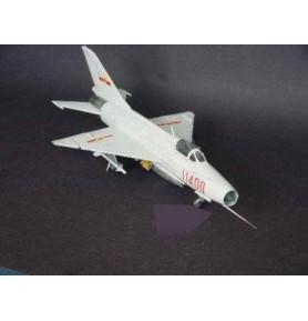 TRUMPETER 02216 Myśliwiec F-7II