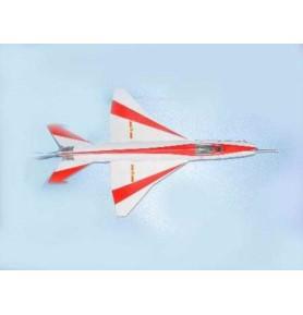 TRUMPETER 02217 Myśliwiec F-7EB