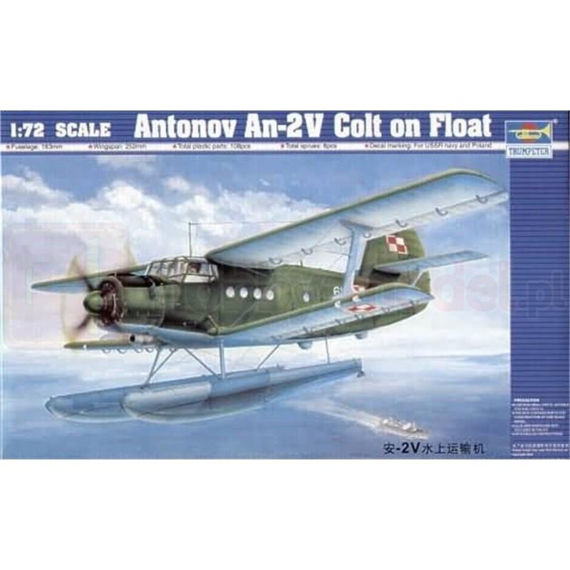 TRUMPETER 01606 Samolot wielozadaniowy Antonov An-2V