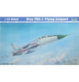 TRUMPETER 01608 Myśliwiec szturmowy Xian FBC-1 Flying Leopard