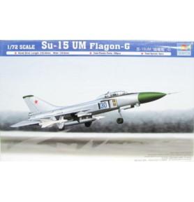 TRUMPETER 01625 Myśliwiec przechwytujący SU-15 UM Flagon-A