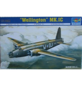 TRUMPETER 01626 Bombowiec Wellington Mk IC