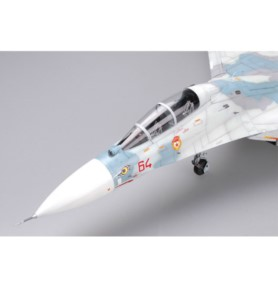 TRUMPETER 02270 Myśliwiec Su-27UB Flanker-C