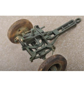 TRUMPETER 02323 Haubicoarmata MŁ-20 152 mm Mod1937