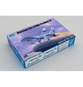 TRUMPETER 01669 Myśliwiec Su-33 UB Flanker D
